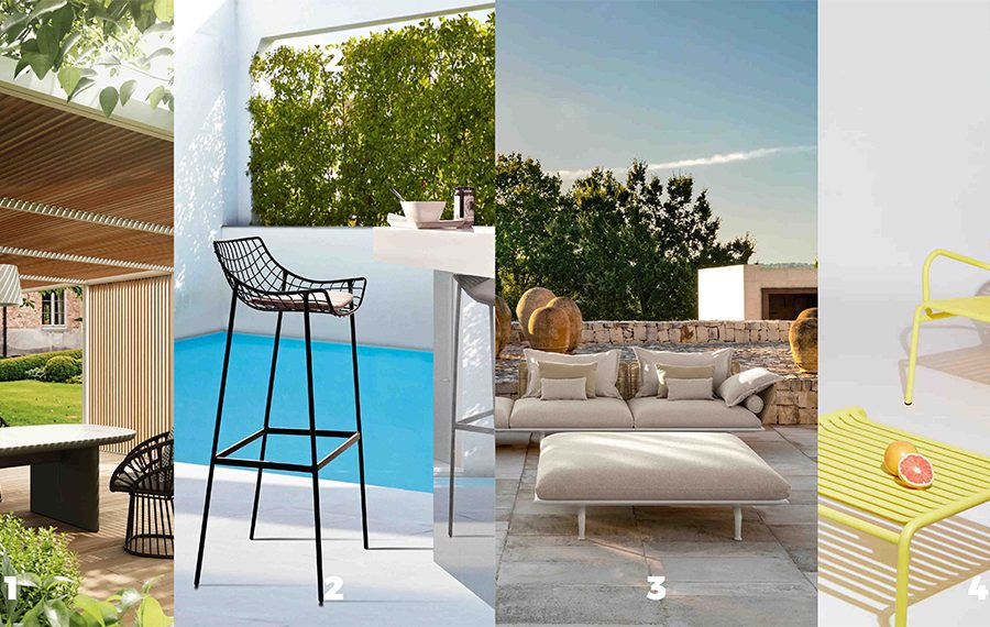 Mobilier Outdoor IDM Home