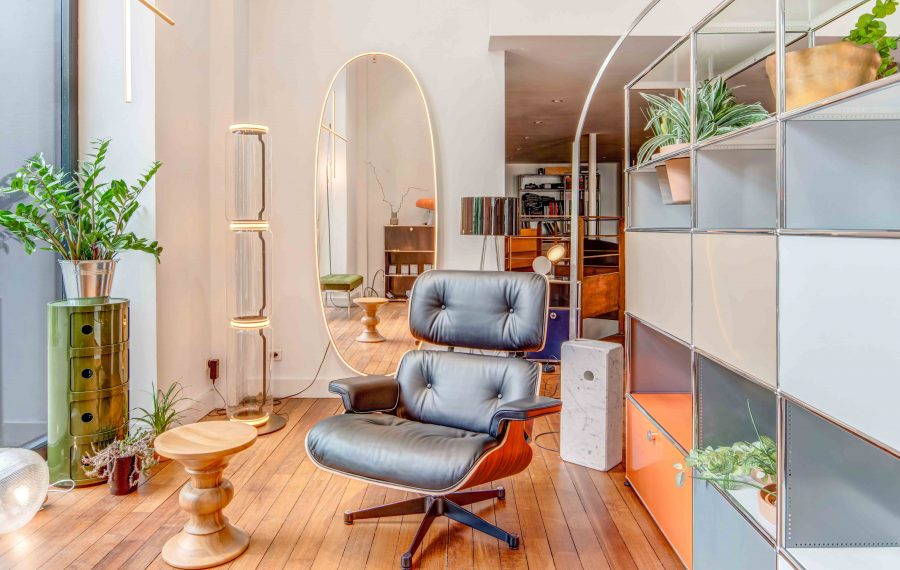 Fauteuil Eames Lounge Chair Vitra